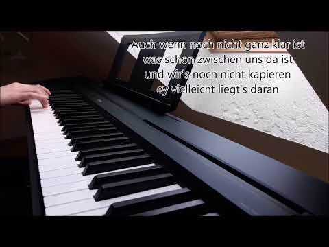 Auf Halbem Weg Wincent Weiss Piano Cover Lyrics