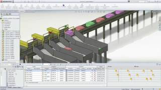 SOLIDWORKS Event Sequencing