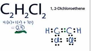 C2H2Cl2 Lewis Structure: How to Draw the Lewis Structure for C2H2Cl2.