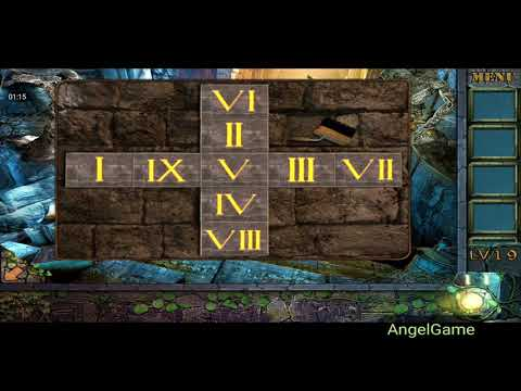 Can You Escape The 100 Room 5 Level 19 Walkthrough Angel Game Online