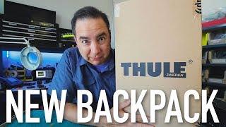 Thule Aspect DSLR - new backpack unboxing