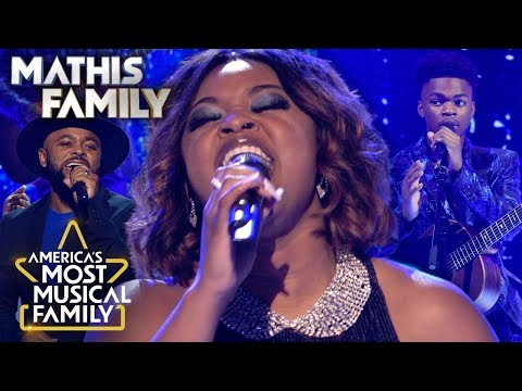 """Mathis Family Perform """"Speechless"""" by Dan + Shay   America's Most Musical Family Finals"""