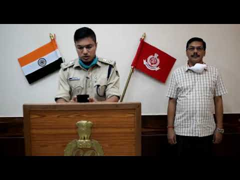 Message to Citizens by Superintendent of Police Angul Regarding CoronaVirus (COVID-19)