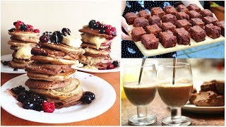 Clean Eating: 4 Quick, Healthy And Easy Desserts