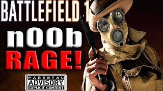COD VET PLAYS BF1 FOR THE 1ST TIME! BATTLEFIELD ONE RAGE