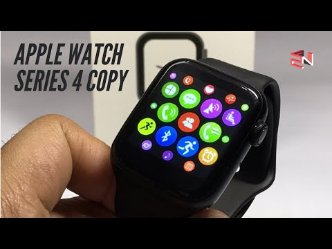 W34 Smart Watch With Calling Feature/Fitness Band/ECG Monitor