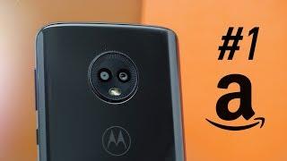 Motorola Moto G6 - The #1 Unlocked Smartphone on Amazon!