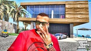 GTA 5 REAL LIFE MOD #622 - MY FAVORITE HOUSE!!! (GTA 5 REAL LIFE MODS) 007