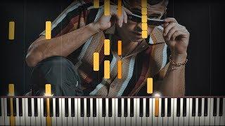 Callaíta   Bad Bunny | Piano Cover | Instrumental Karaoke