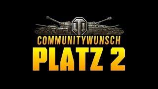 Community Wunsch - 2. Platz: Ihr seid fies! :D - World of Tanks [ deutsch 🐄 gameplay ]