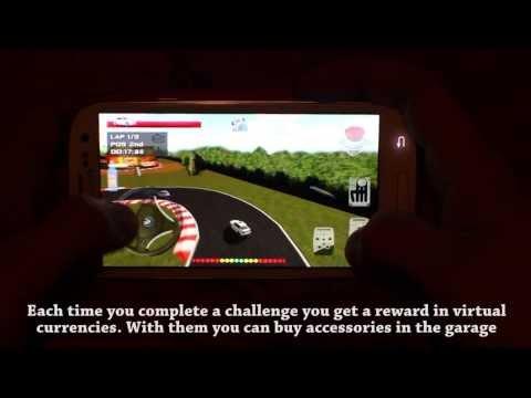 Video of Grand Race Simulator 3D