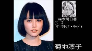 映画「テラフォーマーズ」キャスト紹介