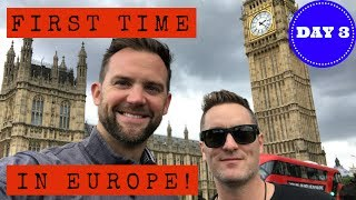 """""""First Time in Europe Series""""- PART 1"""