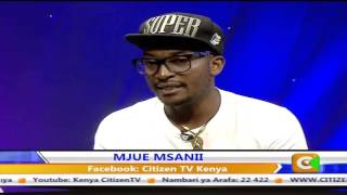 Mjue Msanii Wako: Issa Mmari - Esir