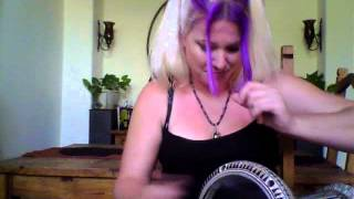 Candy Eaton @ 60 Second Darbuka Challenge 2014