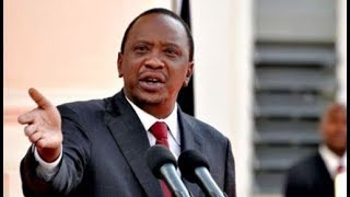 President Kenyatta cracks the whip on four key cabinet officials