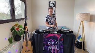 Purple Disco Machine - Live @ Home #1 2020