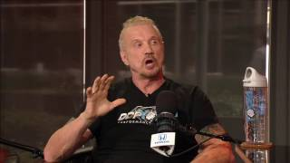 2017 WWE Hall of Fame Inductee Diamond Dallas Page Has a Solution To Tiger Woods Bad Back - 3/22/17
