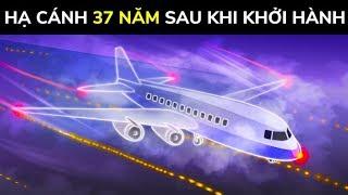 Một chiếc máy bay biến mất và hạ cánh sau 37 năm