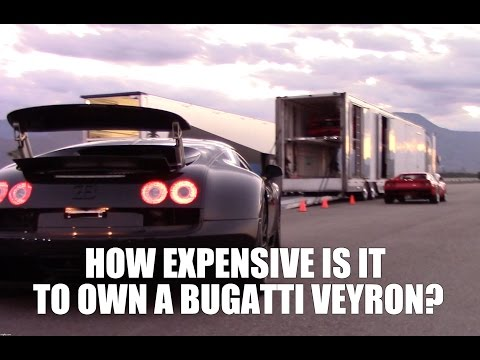 how expensive is it to keep up a buggati veyron ss the ill community. Black Bedroom Furniture Sets. Home Design Ideas