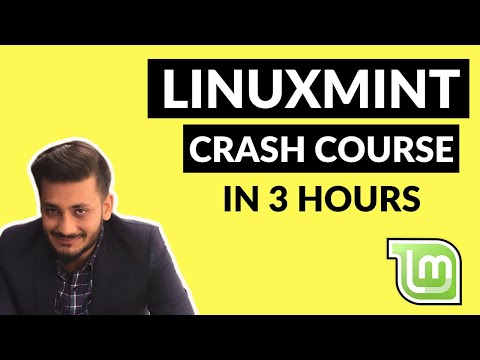 Linux Mint Full Course 3 Hours - YouTube