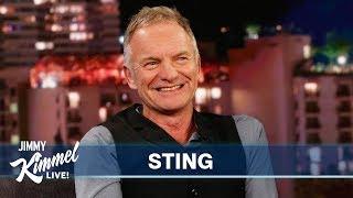 Sting on Listening to His Music, Las Vegas Residency & The Last Ship