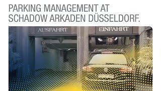 preview picture of video 'Schadow Arkaden Düsseldorf (Germany) - English'