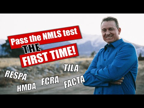 NMLS testing SAFE test 3 things you MUST do to pass the first time ...