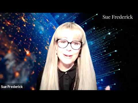 Oct 7th Numerology Reading with Sue Frederick