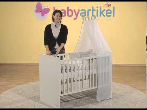 ROBA Multifunktionsbett | Babyartikel.de