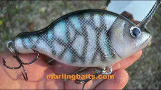 Lure Making: Foiled Crappie Spinnerbait - Marling Baits