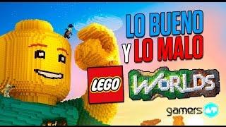 Lo bueno y lo malo de Lego Worlds