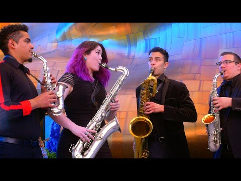 Zelos Quartet - Singilee: Allegretto Op. 53