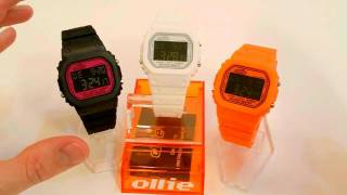 Ollie Epic Digital Watch Review