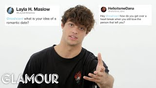 Noah Centineo Gives Advice to Strangers on the Internet | Glamour