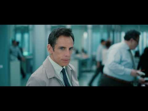 The Secret Life of Walter Mitty - Official Trailer [HD]