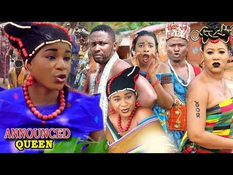 Announced Queen Season 1 & 2 - ( Destiny Etiko / Onny Michael ) 2019 Latest Nigerian Movie