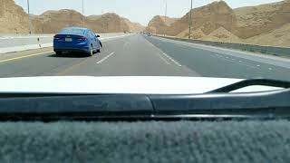 preview picture of video 'riyadh makkah road .'