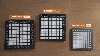 Novation Launchpad mk2 - Video