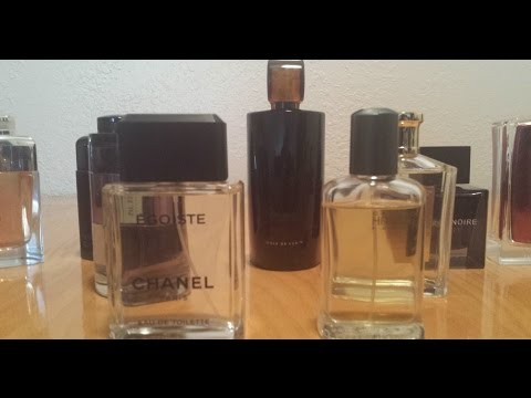 My Favorite Woody Fragrances/Colognes