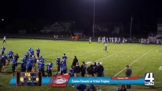 Caston Football vs Triton Trojans