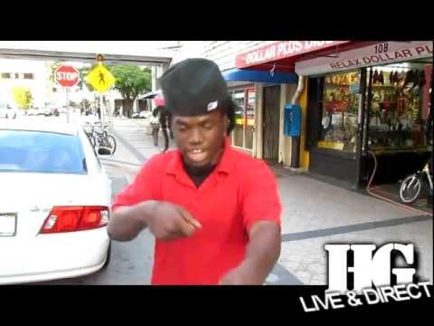 YOUNGFACE KILLAH freestyle liberty city miami