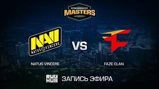 Natus Vincere vs FaZe Clan - DH Las Vegas - map2 - de_nuke [ceh9, CrystalMay]