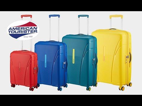 American Tourister - Skytracer 4-Rollen-Trolley | koffer-direkt.de
