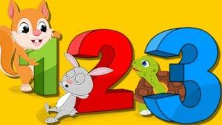 Lagu 123 Kanak Kanak Satu Dua Tiga Empat 123 Bahasa Melayu L Lagu Nombor