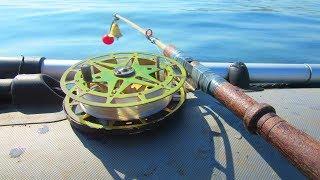 МОНСТРЫ ЛЕЩИ НА ШОКОЛАД!!! В ЭТОЙ ГЛУБОКОЙ ЯМЕ МНОГО РЫБЫ! Рыбалка на кольцо 2019