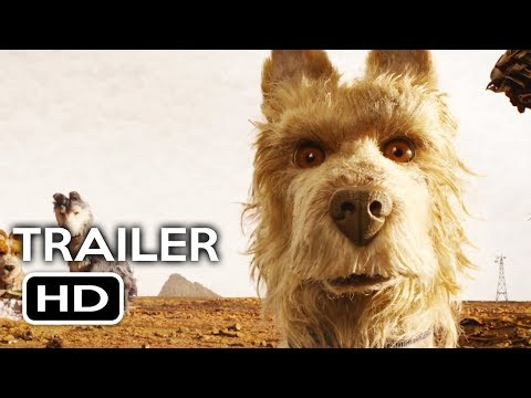 Isle Of Dogs Official Trailer #1 (2018) Wes Anderson, Bryan Cranston Animated Movie HD