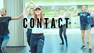 Contact Lulleaux Choreography By Garrett Taira  Vlogmas Day 20
