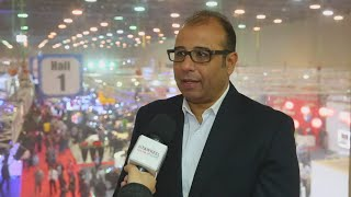 Ahmed Allam speaks about Automech Formula 2015