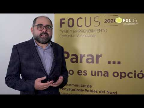 Entrevista expres a Pau Ferrando en Focus Pyme en Vistabella[;;;][;;;]